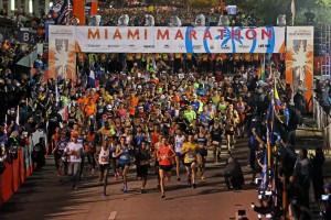 (Foto: Miami Marathon & Half Marathon)