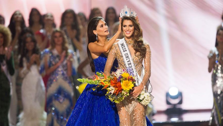 Iris Mittenaere de Francia fue elegida como la nueva Miss Universo 2016. (Foto: Miss Universe)