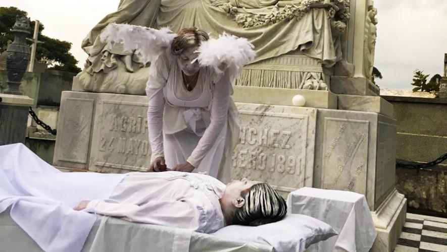 El primer necrotour del año tratará los temas de Amor, Vida y Muerte. (Foto: Guatemala.com)