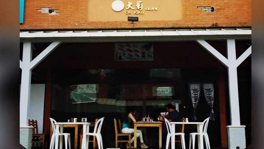 (Foto: OH KIKU  Restaurante Margarita))