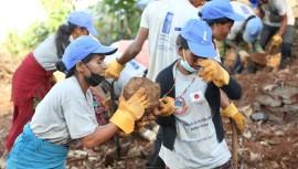 Ayuda a cambiar el mundo y conviértete en un voluntario internacional de la ONU. (Foto: UN Volunteers)
