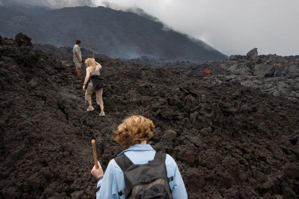 Pacaya Volcano - Guatemala