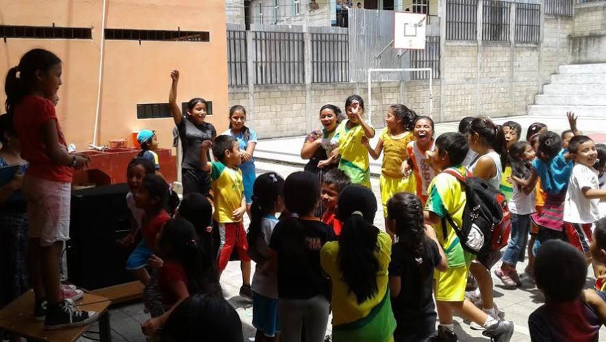 Colecta de útiles escolares y mochilas a beneficio de Escuela Pacuchá   Enero 2017