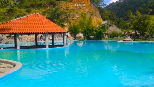 balneario natural ubicado muy cerca de la Ciudad de Guatemala