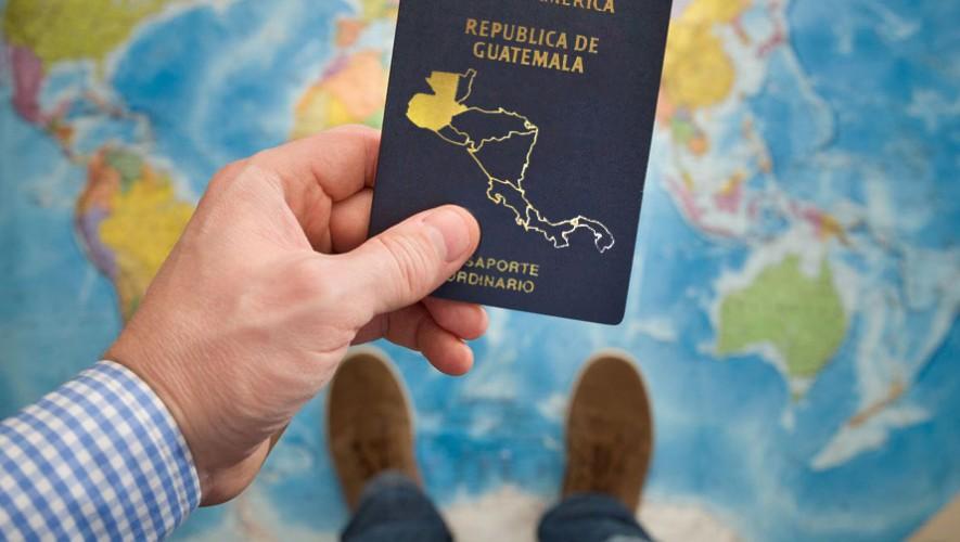 Descubre los 107 países a los que puedes viajar únicamente con tu pasaporte guatemalteco. (Foto: Expedited Passport and Visas/Guatemala.com)
