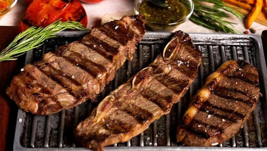Cena romántica con vino y carne en El Portal del Ángel | Enero 2017