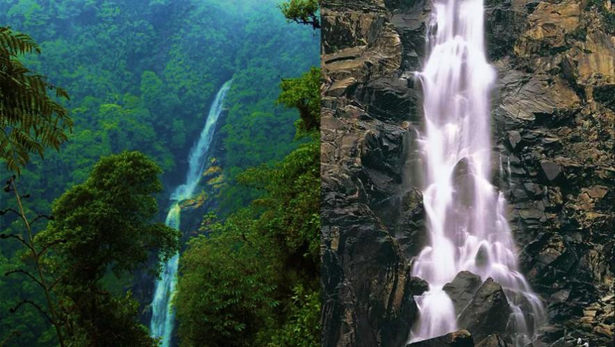 Salto de Chilascó - Lugares a los que puedes ir si viajas