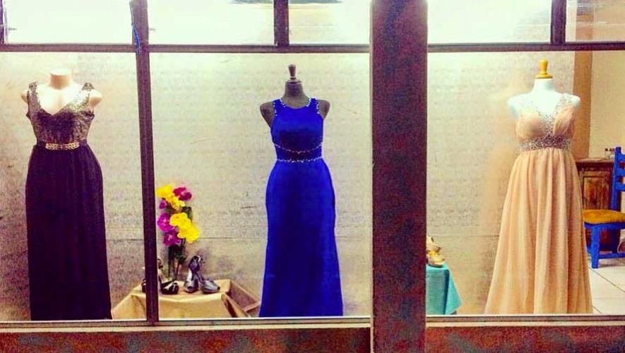 Alquiler de vestidos de fiesta zona 11