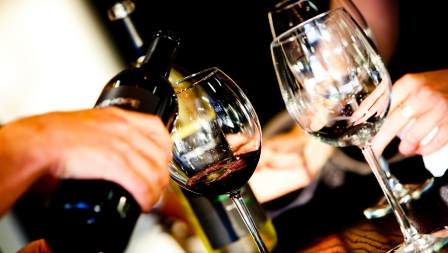 Degustación gratuita de vino en Hacienda Real   Enero 2017