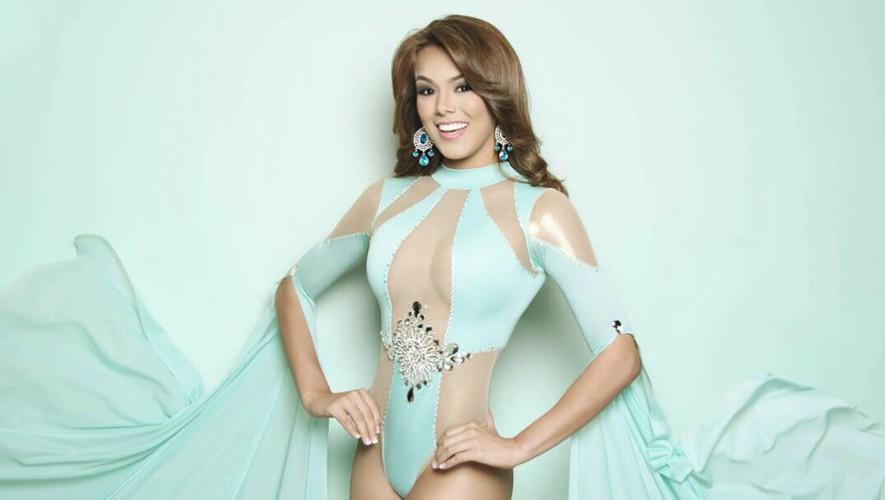 Mira la participación de Miss Guatemala en el certamen de Miss Universo 2017. (Foto: Virginia Argueta Club de Fans)