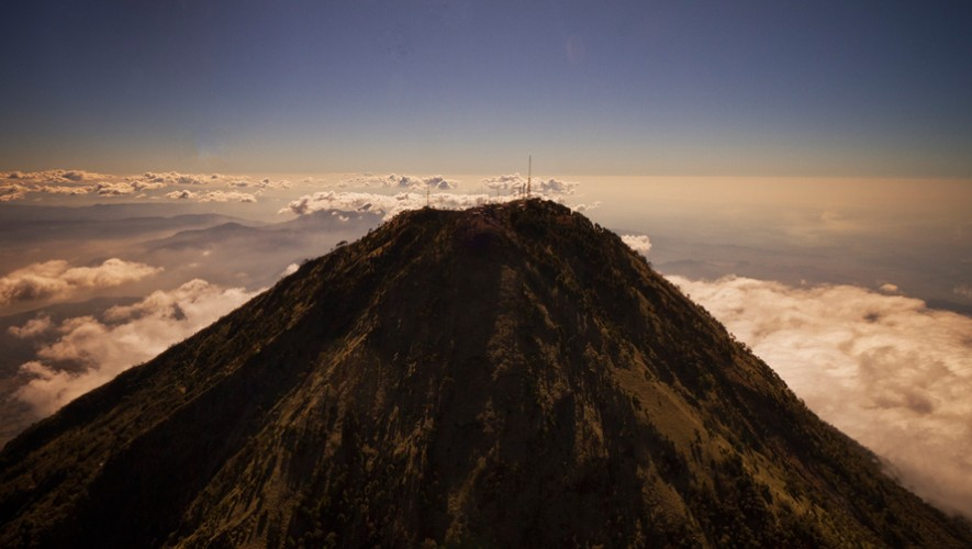 Caminata familiar al Volcán de Agua | Enero 2017