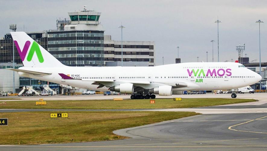 Los vuelos de Madrid hacia la Ciudad de Guatemala estarán a 376 euros. (Foto: Dataexport)