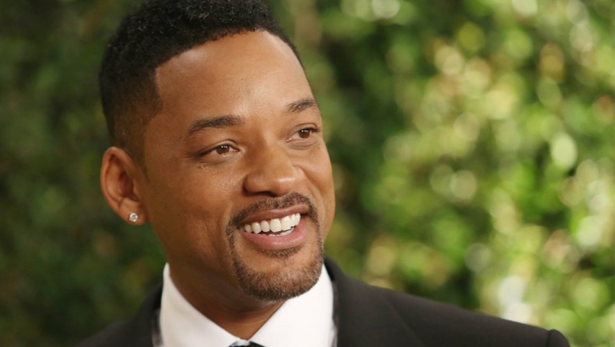 Will Smith admira a joven de Guatemal