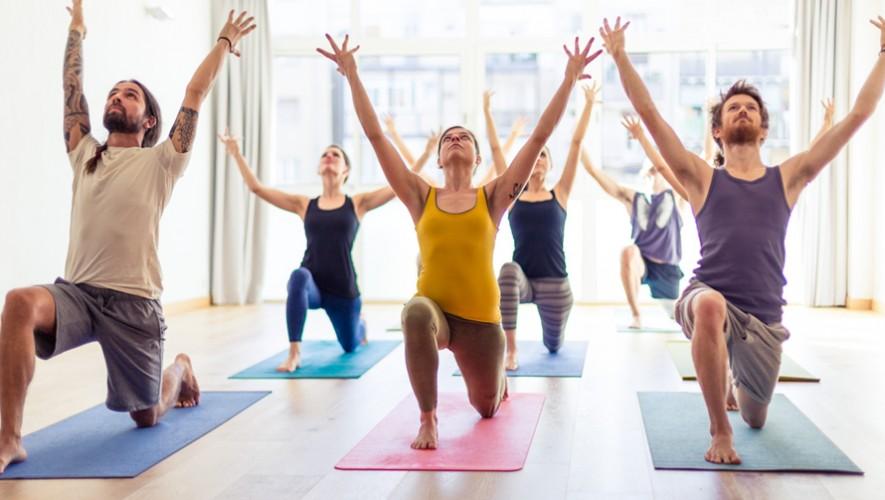 Taller de Yoga para principiantes en Asha Shala Yoga | Enero 2017
