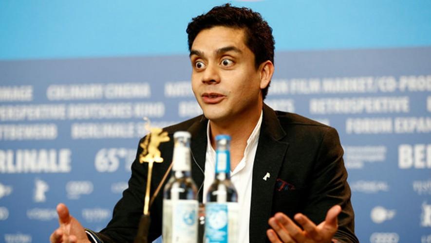 El director de la película guatemalteca Ixcanul, Jayro Bustamante, será jurado de la Berlinale 2017. (Foto: Zimbio)