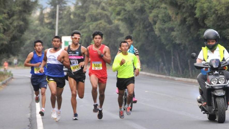 Media Maratón Antigua 21K | Febrero 2017