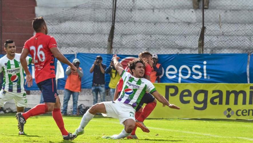 Partido de Antigua GFC vs Malacateco Torneo Clausura | Enero 2017