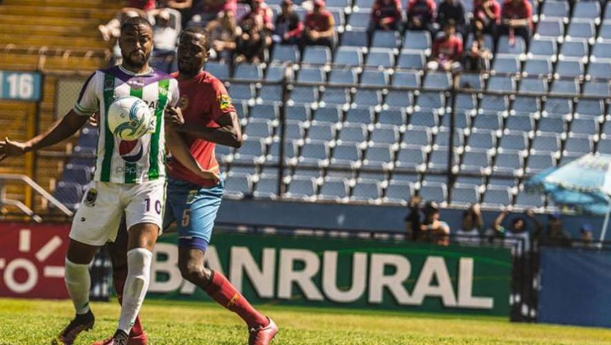 Rojos y Panzas Verdes disputan la reedición del Apertura del 2016. (Foto: Antigua GFC)