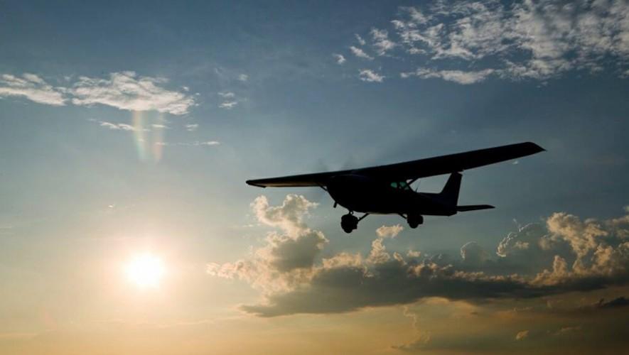 Viaje a Monterrico y vuelo en avioneta sobre la costa | Marzo 2017