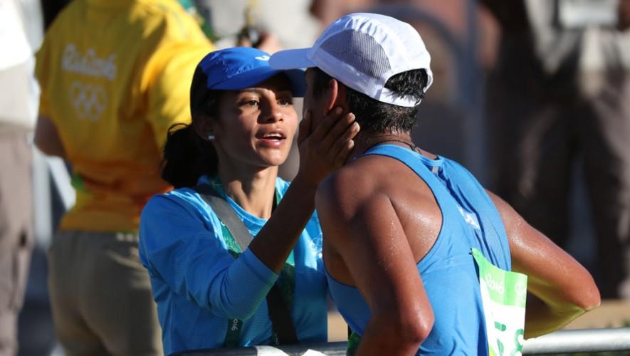 Barrondo y Ortiz tienen en mira el Mundial de Atletismo que se realizará en agosto. (Foto: COG)