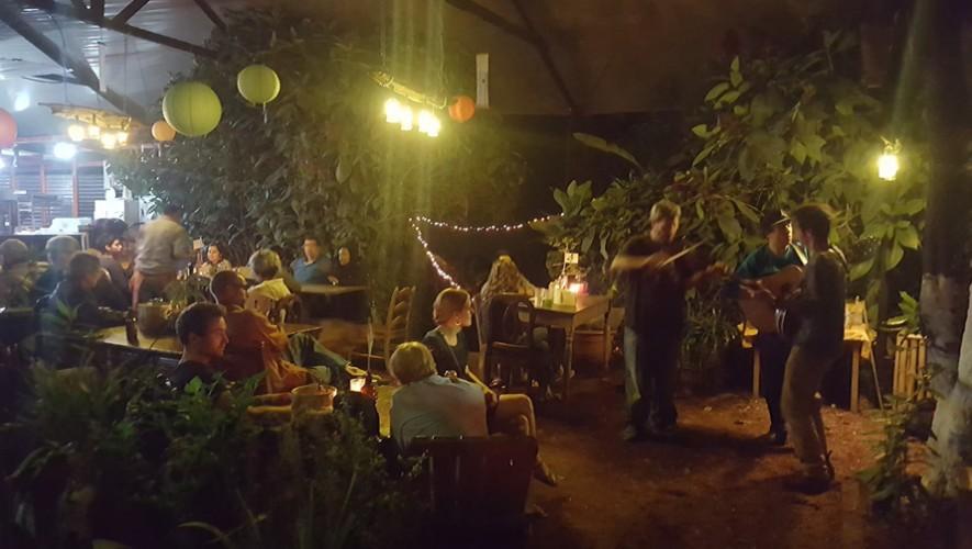 Concierto acústico en Caoba Farms en Antigua Guatemala | Enero 2017