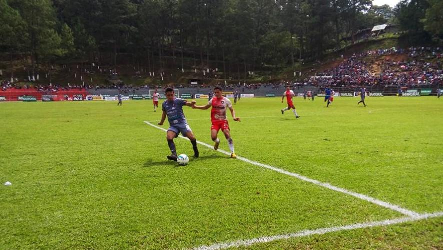 Partido de Carchá vs Mictlán, Torneo Clausura | Enero 2017