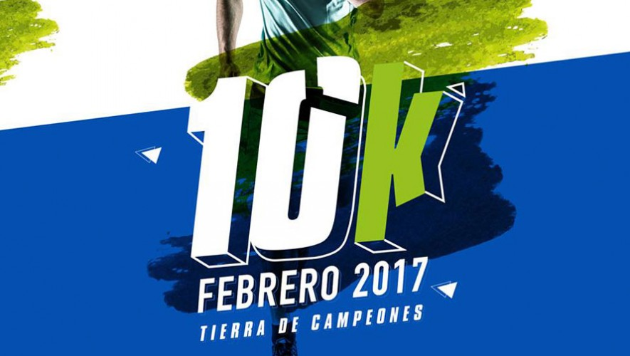 Carrera 10K de Mixco | Febrero 2017