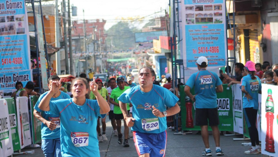 Carrera 10K del Conejo en Mazatenango | Febrero 2017
