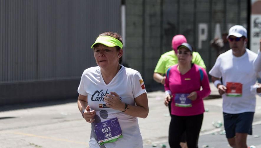 Carrera Santa Ana 10K en la Ciudad de Guatemala   Enero 2017