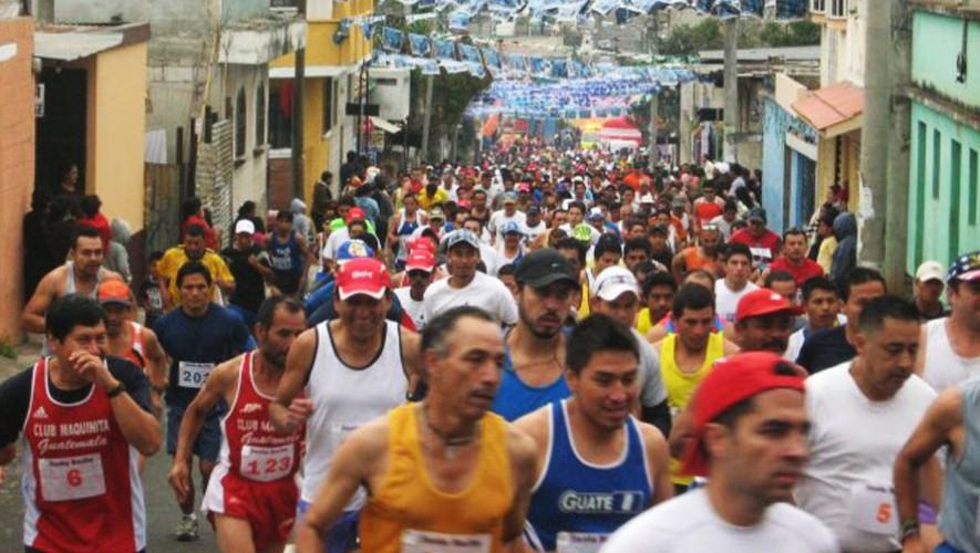 XVII Carrera Santa Rosita 10K en la Ciudad de Guatemala | Febrero 2017