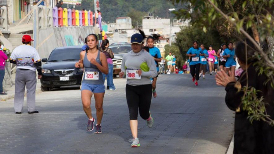 Primera Carrera Unidos Para Crecer en San Marcos | Enero 2017