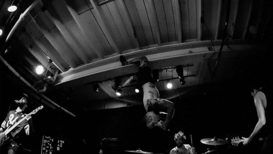 Concierto de Cbrasnke en Guatemala en Rockers | Febrero 2017