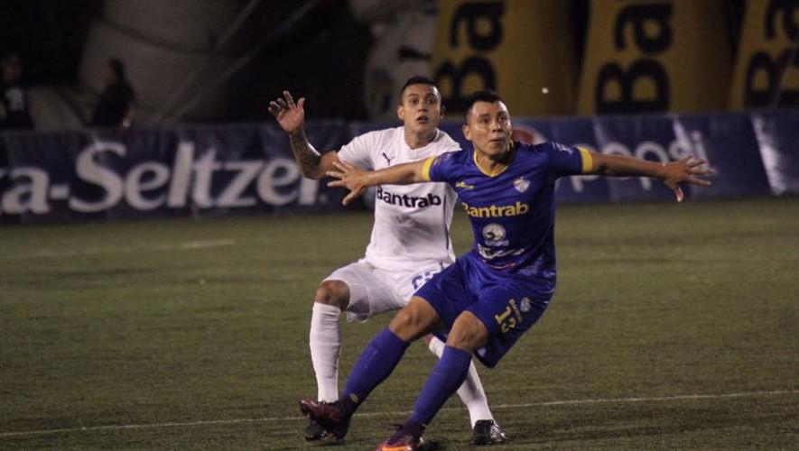 Partido de Comunicaciones vs Cobán, Torneo Clausura | Enero 2017