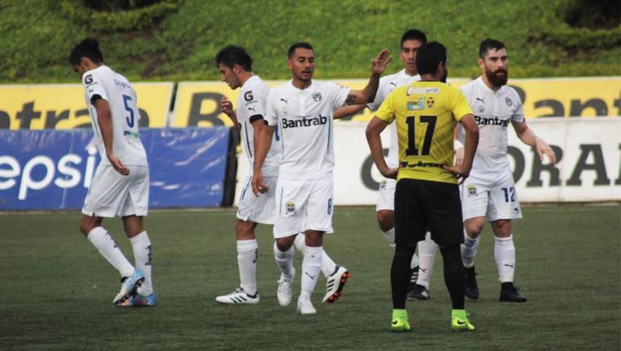 Partido de Comunicaciones vs Petapa por Torneo Clausura | Enero 2017