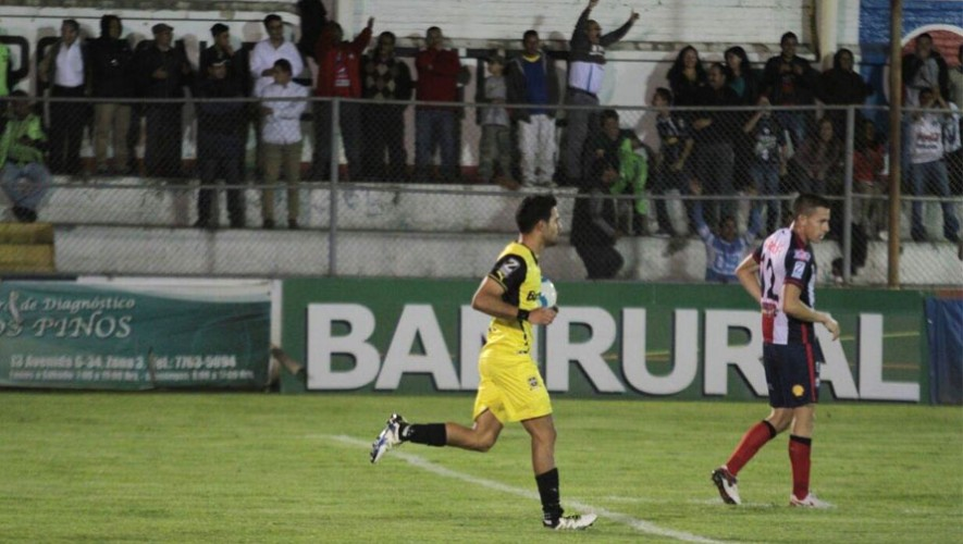Partido de Xelajú vs Comunicaciones por el Torneo Clausura | Febrero 2017