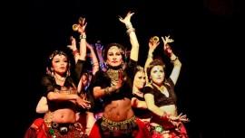 Encuentro centroamericano de danza de vientre y tribal   Agosto 2017