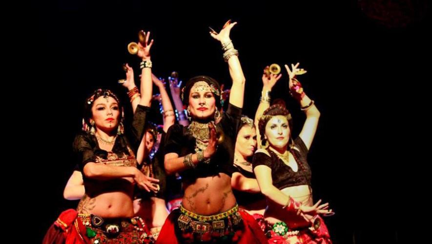 Encuentro centroamericano de danza de vientre y tribal | Agosto 2017