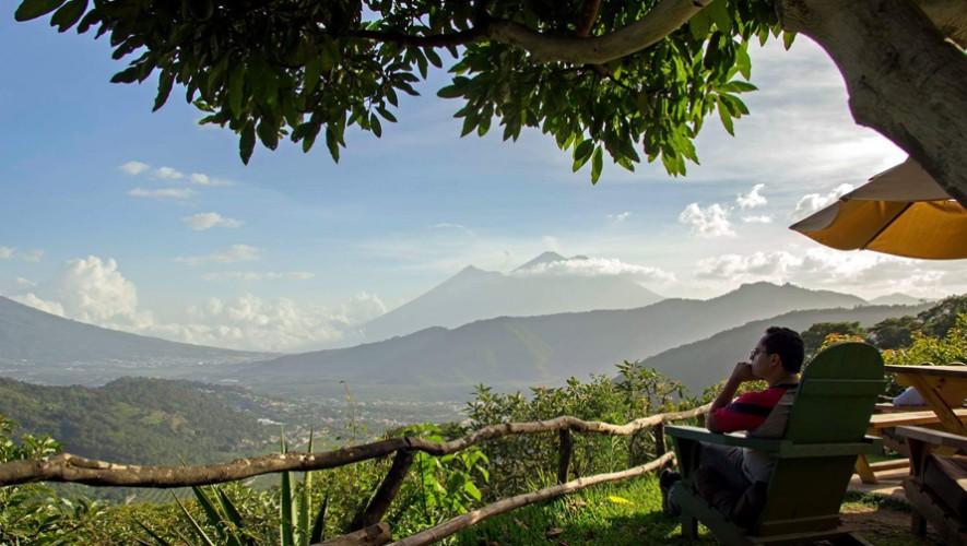 Recorrido de miradores cerca de Antigua Guatemala | Febrero 2017