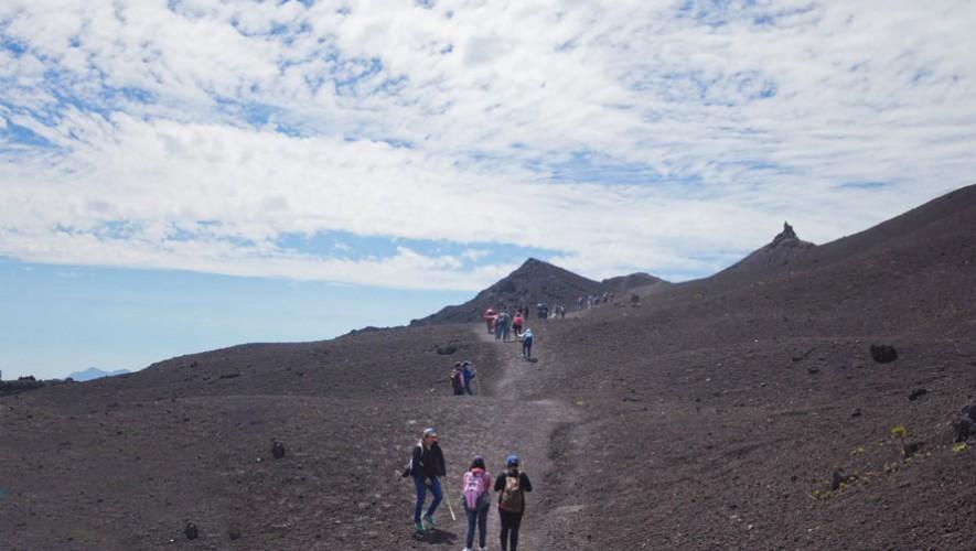 Expedición al Volcán de Pacaya por Tito Tours & Adventures   Enero 2017