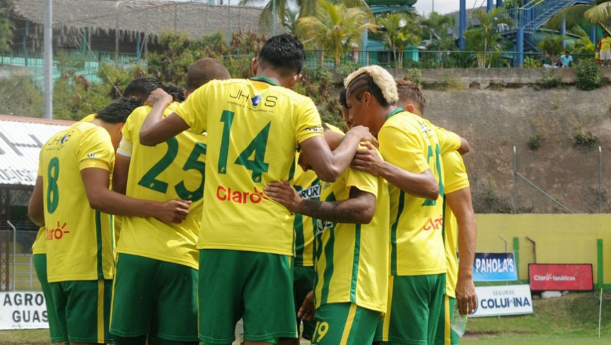 Partido de Guastatoya vs Cobán por el Torneo Clausura | Enero 2017