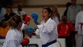 Los mejores karatecas de Guatemala se estarán enfrentando este 5 de febrero en las modalidades de kumite y kata. (Foto: COG)