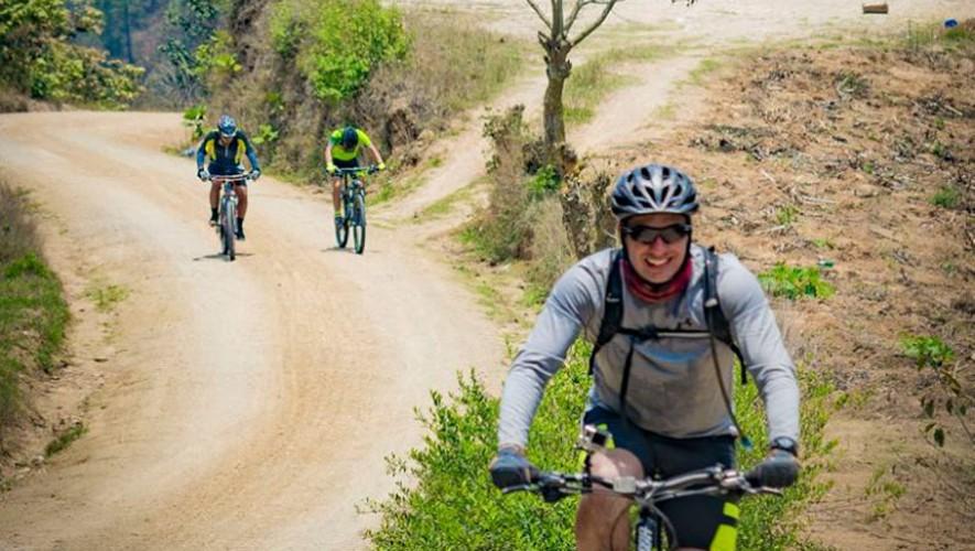 Kathmandu: Carrera y Travesía en bicicleta en Tecpán   Enero 2017