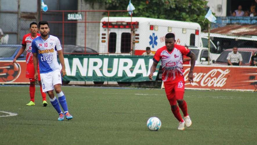 Partido de Malacateco vs Suchitepéquez por el Torneo Clausura | Enero 2017