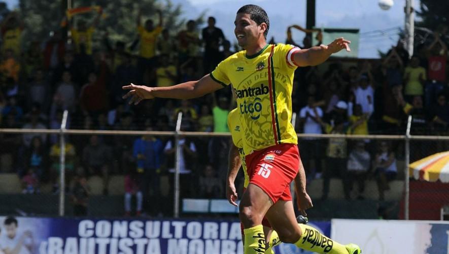 Partido de Marquense vs Cobán por el Torneo Clausura | Febrero 2017