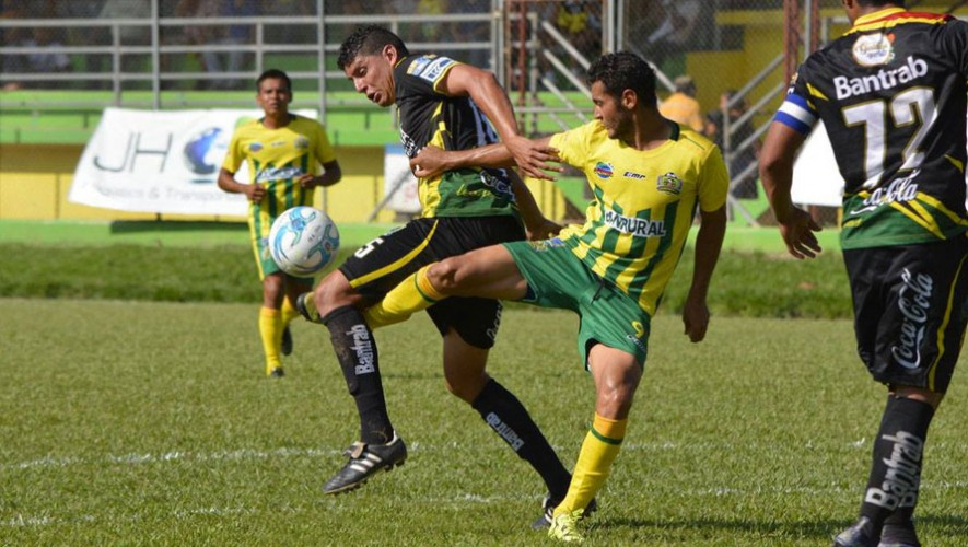 Partido de Marquense vs Guastatoya, Torneo Clausura | Enero 2017