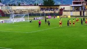 Partido de Petapa vs Marquense por el Torneo Clausura   Enero 2017