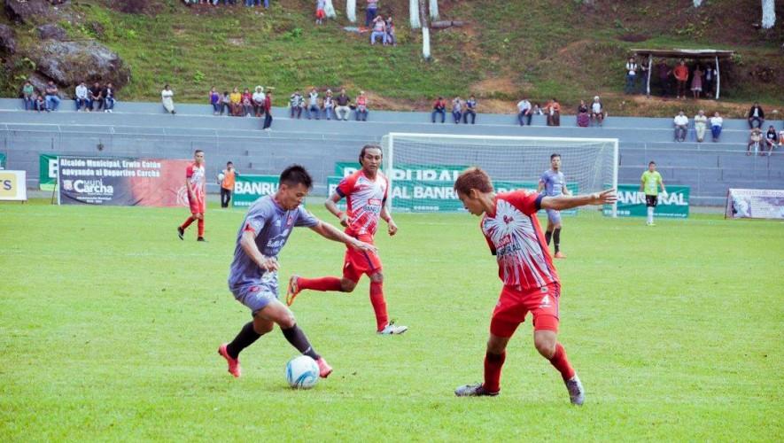 Partido de Carchá vs Malacateco por el Torneo Clausura | Febrero 2017