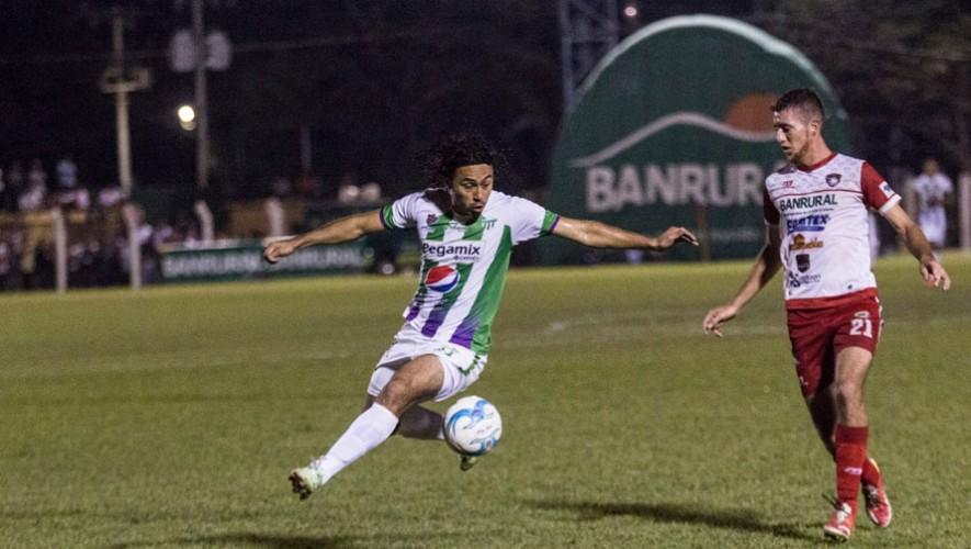 Partido de Mictlán vs Antigua por el Torneo Clausura   Enero 2017