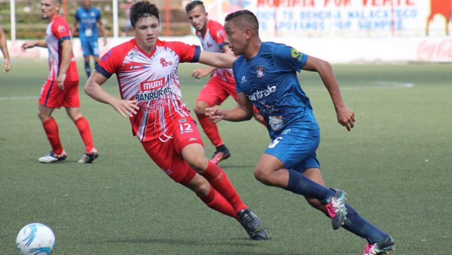 Partido de Mictlán vs Malacateco por el Torneo Clausura | Enero 2017