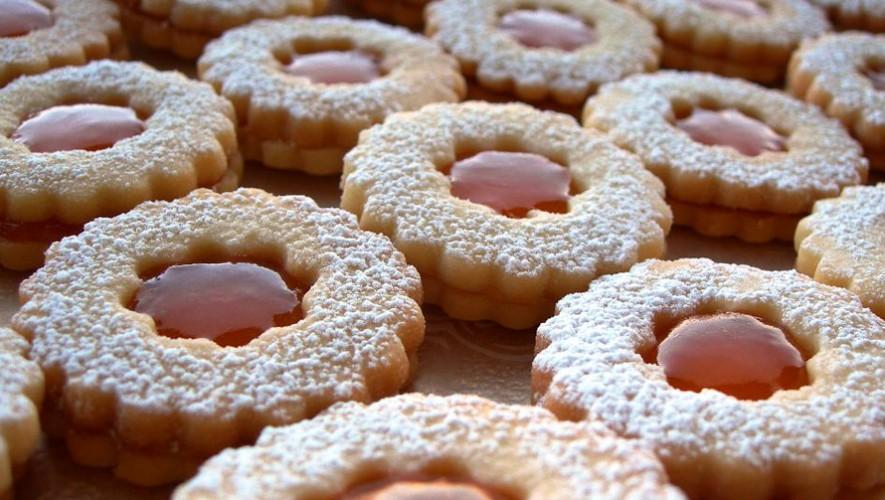 Curso para preparar galletas italianas en el Instituto Italiano de la Cultura de Guatemala | Enero 2017